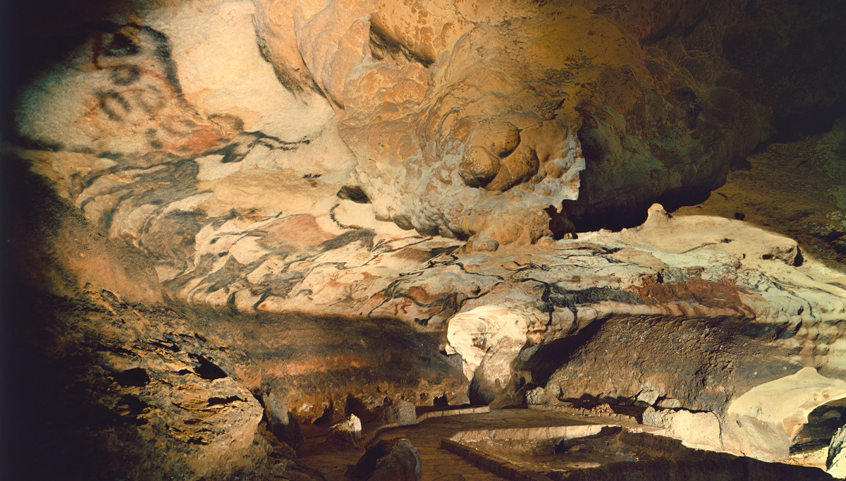 The Lascaux Caves, as featured in The Art Museum