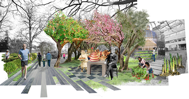 Is this what's in store for London's High Line?