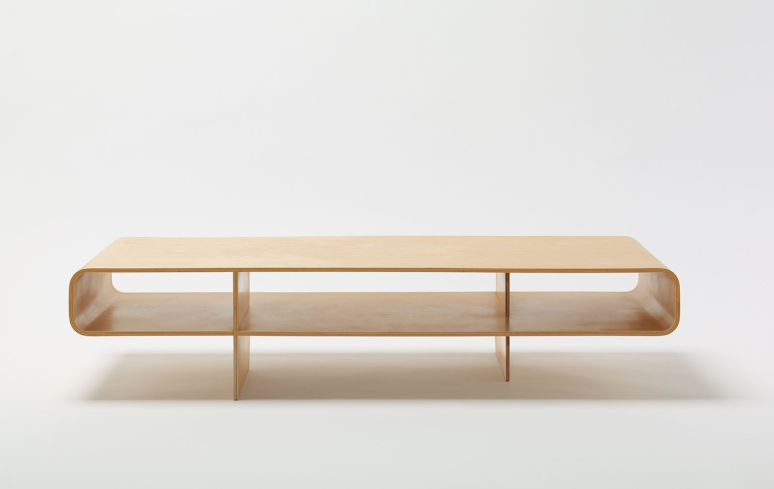 The Loop Table, 1996 by Barber and Osgerby for Isokon Plus