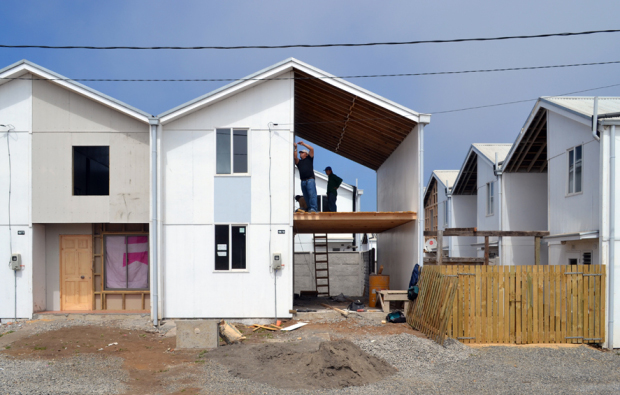 Why 2016's Pritzker winner makes half-built houses