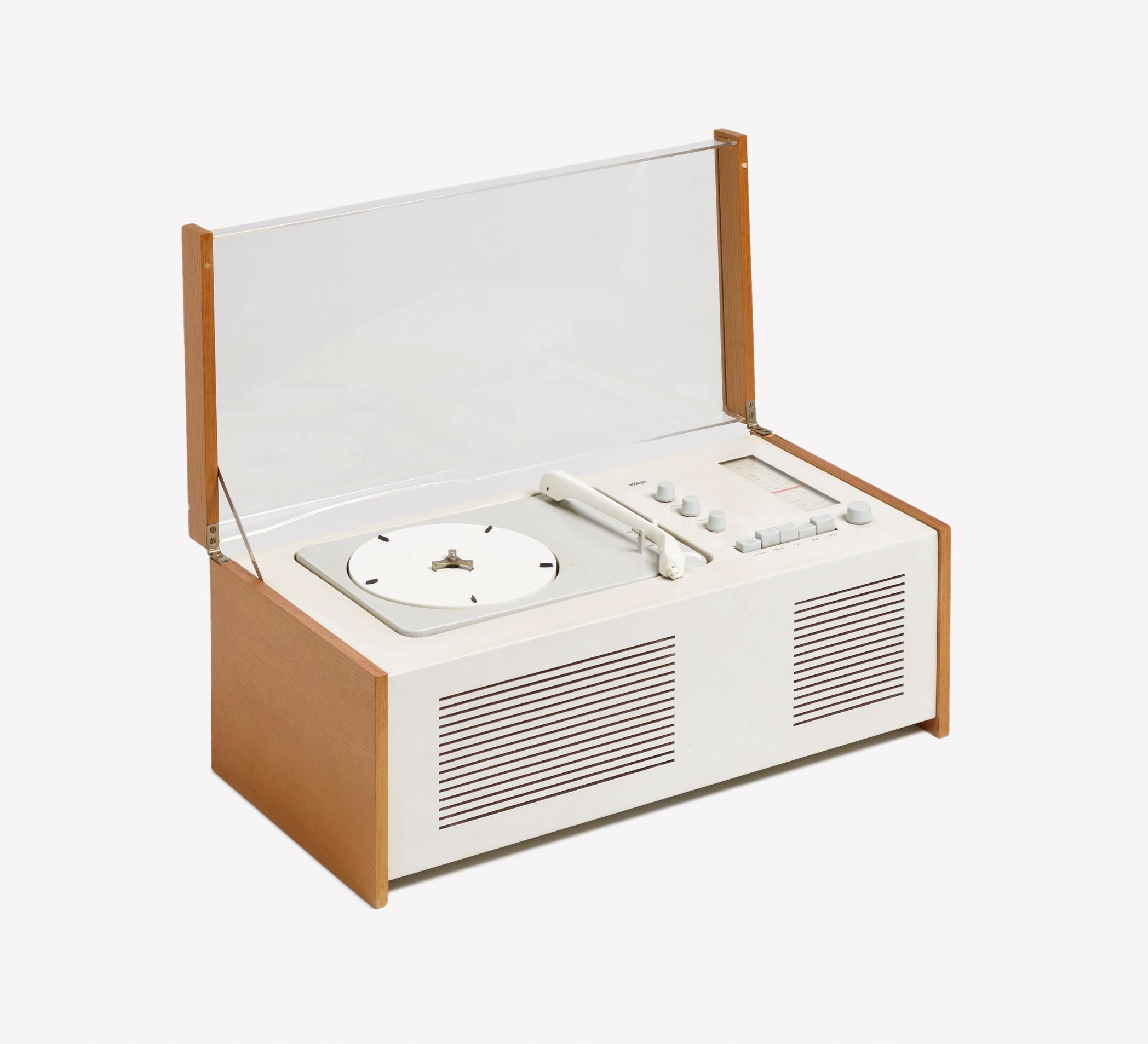 SK 5 Phonosuper Radio and Turntable, Dieter Rams and Hans Gugelot, Braun, 1958