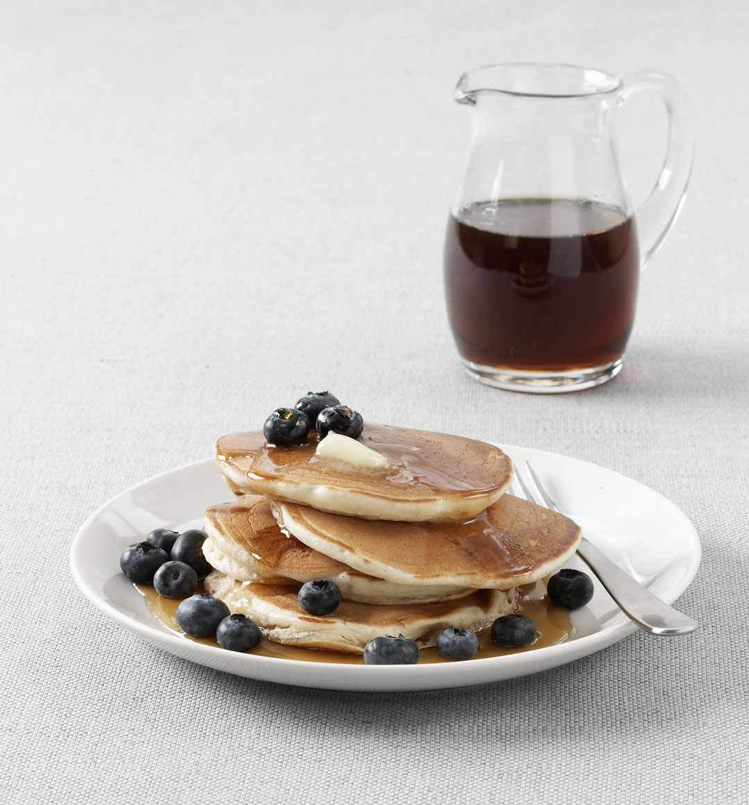A simple & classic recipe for Pancake Day
