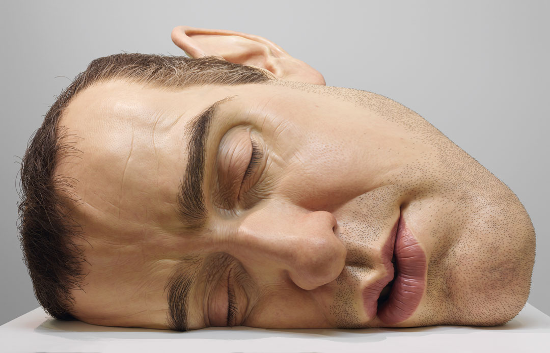 The Art of Anatomy – Ron Mueck