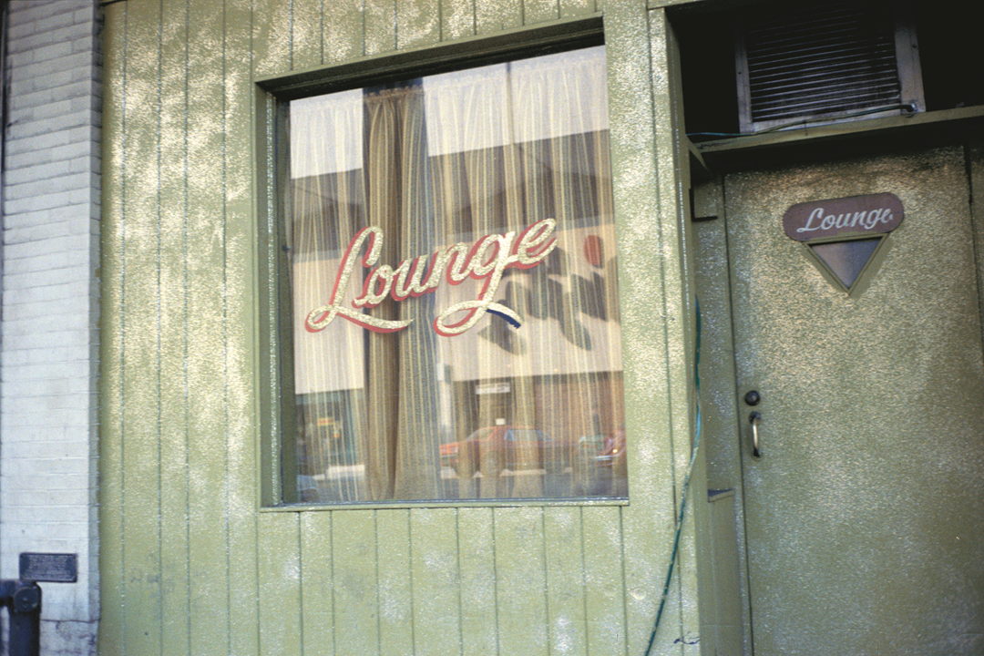 Montgomery, Alabama, June 1972. © Stephen Shore. Courtesy 303 Gallery, New York