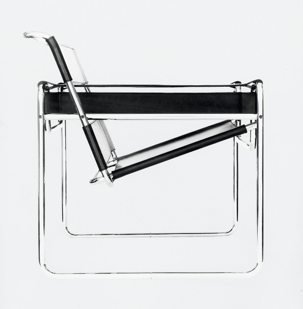 Delicieux The Wassily Chair By Marcel Breuer