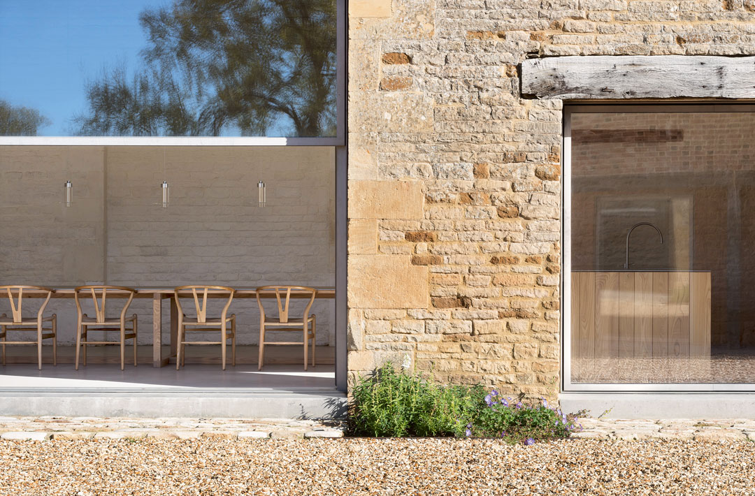 Home Farm, Oxfordshire, John Pawsons' new house