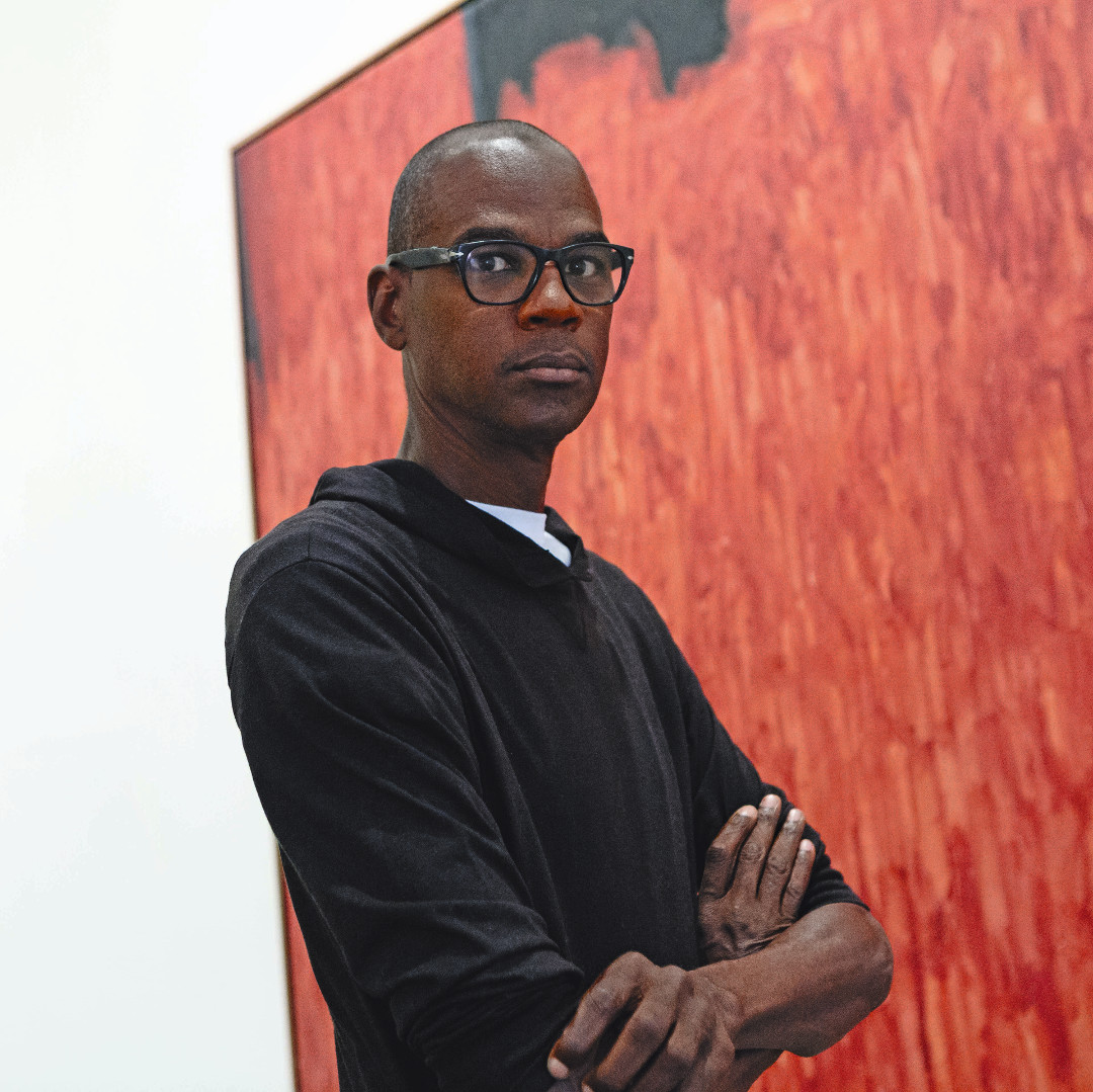 The Artist Project: Mark Bradford on Clyfford Still