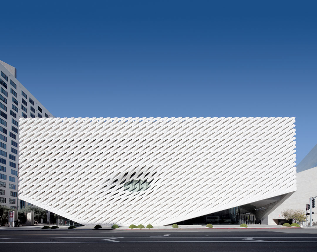 Liz Diller, Diller Scofidio + Renfro, The Broad, Los Angeles, California, USA, 2015. Photo by Adam Mørk