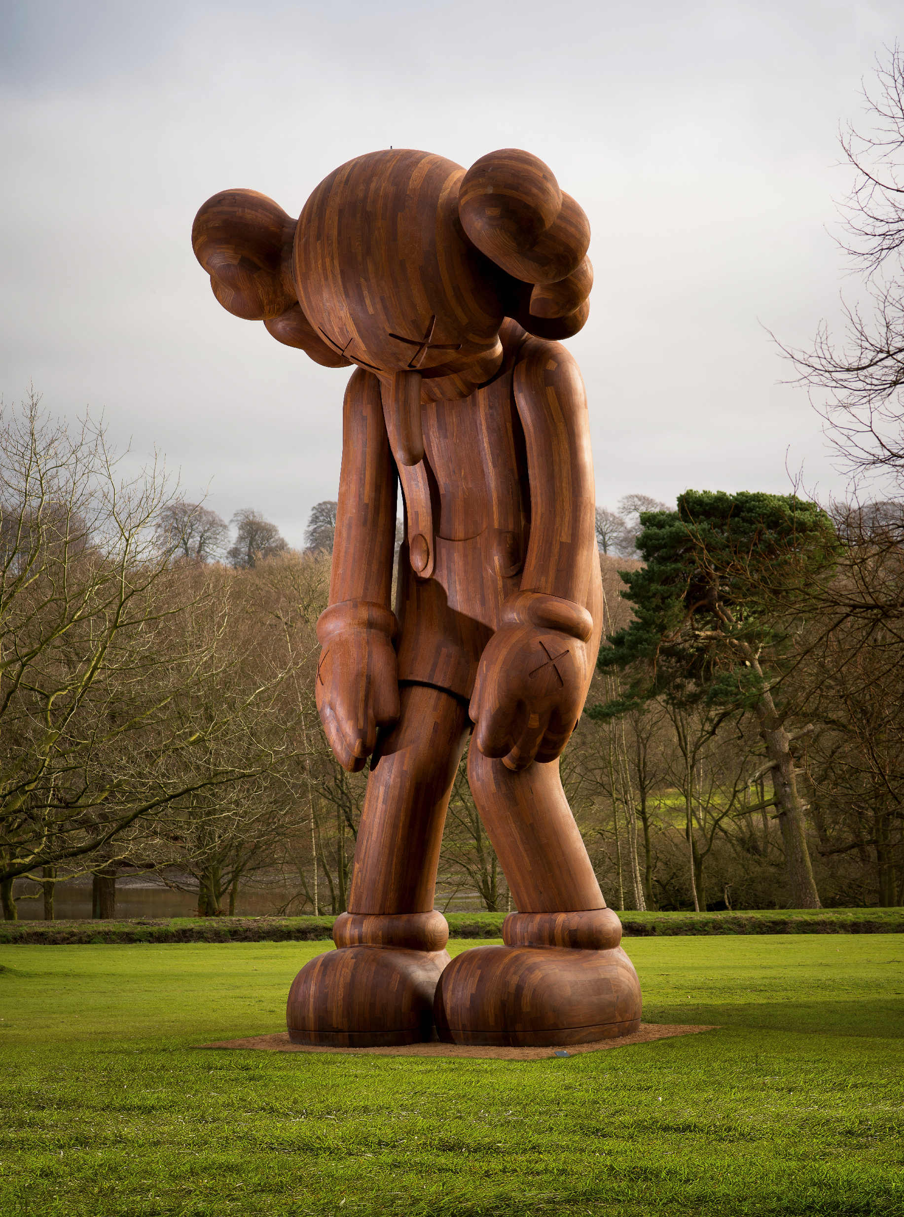 How KAWS and his cartoon sculptures capture compassion and companionship