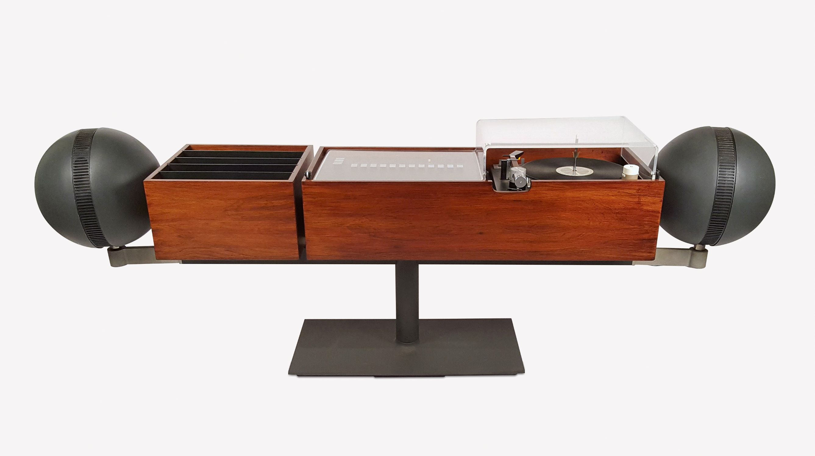 Project G2 Stereo, Hugh Spencer, Clairtone, 1966.