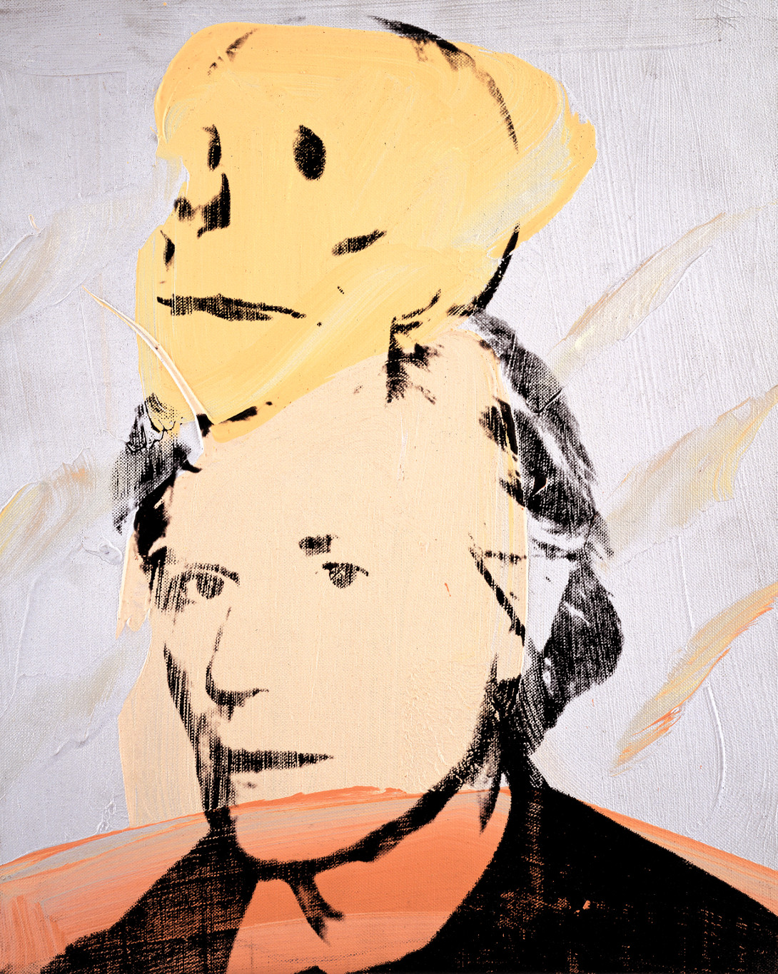 a walking gallup poll the social side of andy warhol s incredible