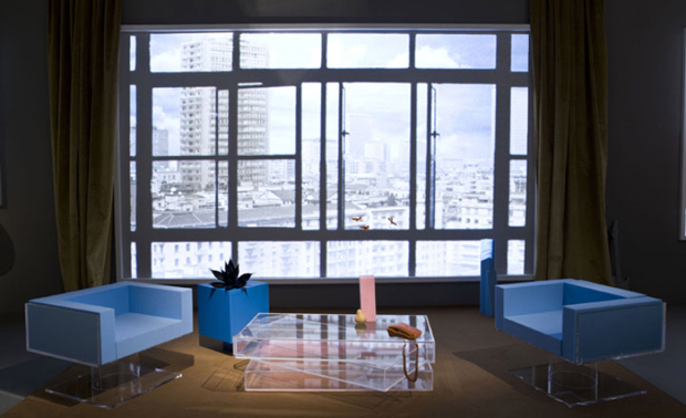 Rem Koolhaas furniture for Knoll