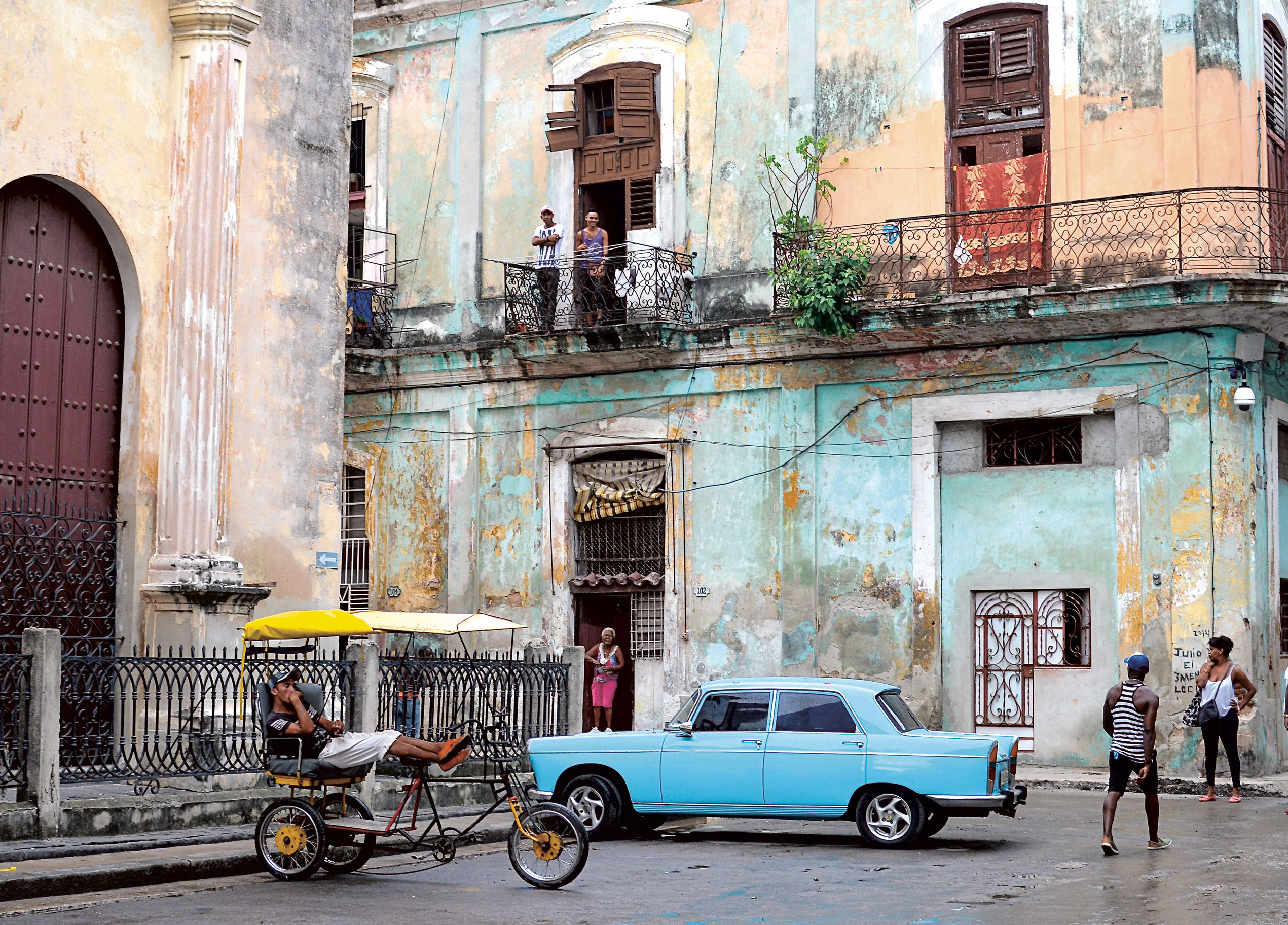 Cuba: The Cookbook. Photography by Louise Morgan