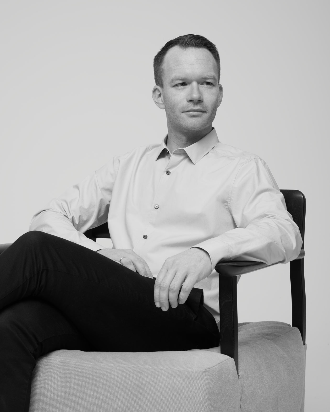 Theory Creative Director Martin Andersson