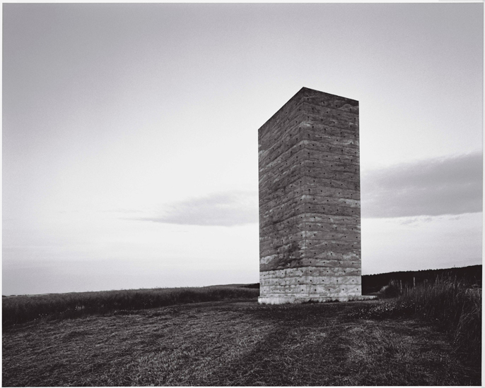The Brother Klaus Field Chapel, Germany by Peter Zumthor. Photograph by Hélène Binet