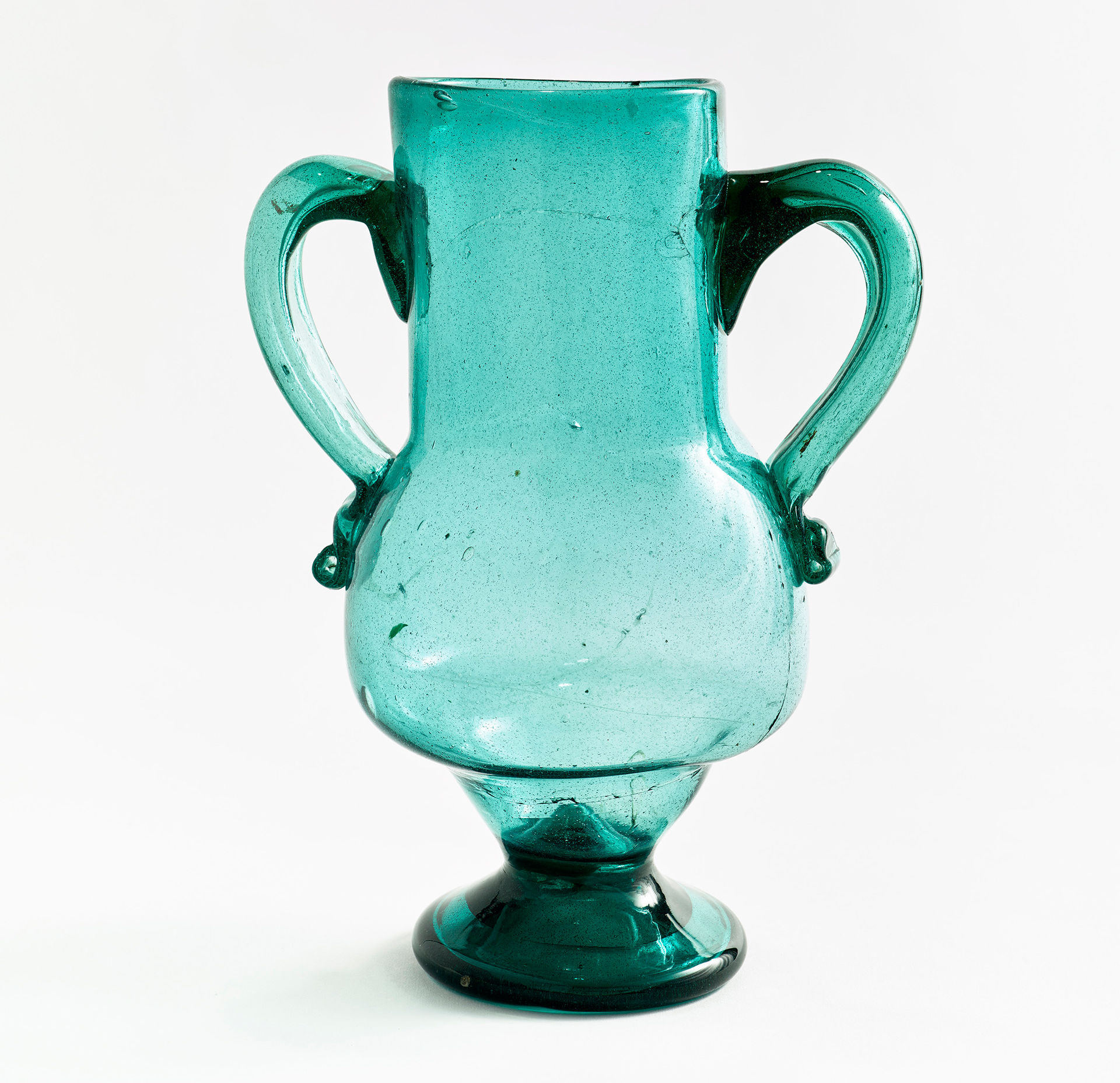 Vase, Andalusia, Spain, early 20th century, Artist Unknown, Musée Matisse, Nice