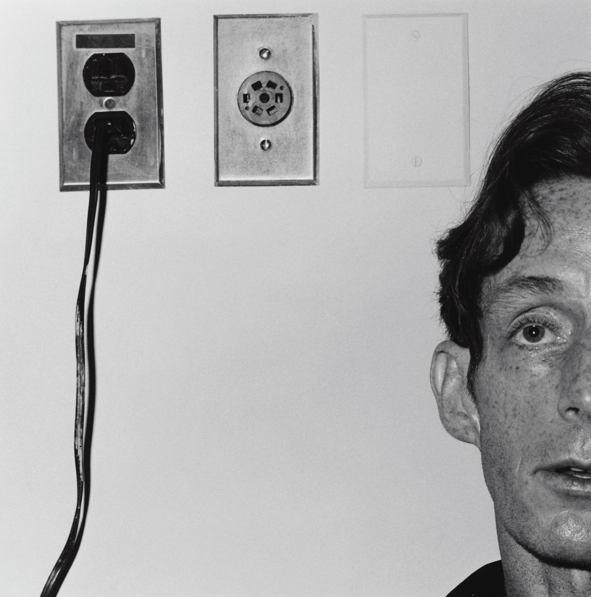 Robert Mapplethorpe: John McKendry, 1975. All photographs (c) Robert Mapplethorpe Foundation Inc