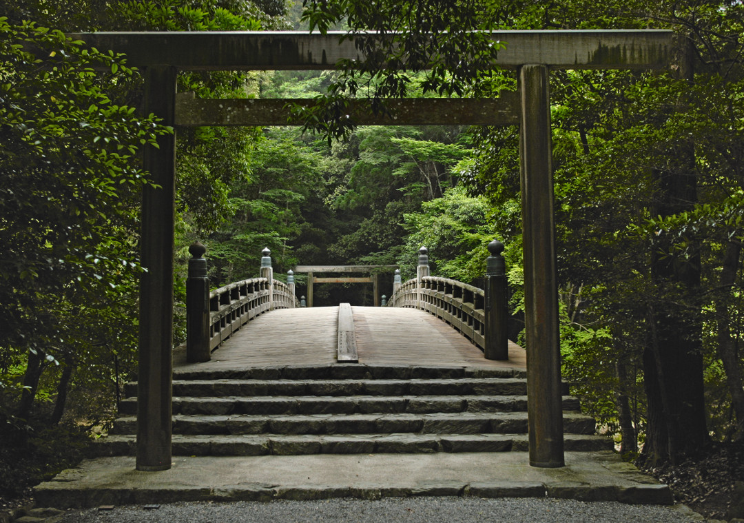 Ise Jingu, Ise. Photo courtesy of Aurora Photos