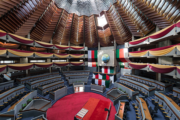 Kenyatta International Conference Centre, Nairobi (Kenya), von/by Karl Henrik Nostvik, 1967-1973, Foto/photo: © Iwan Baan