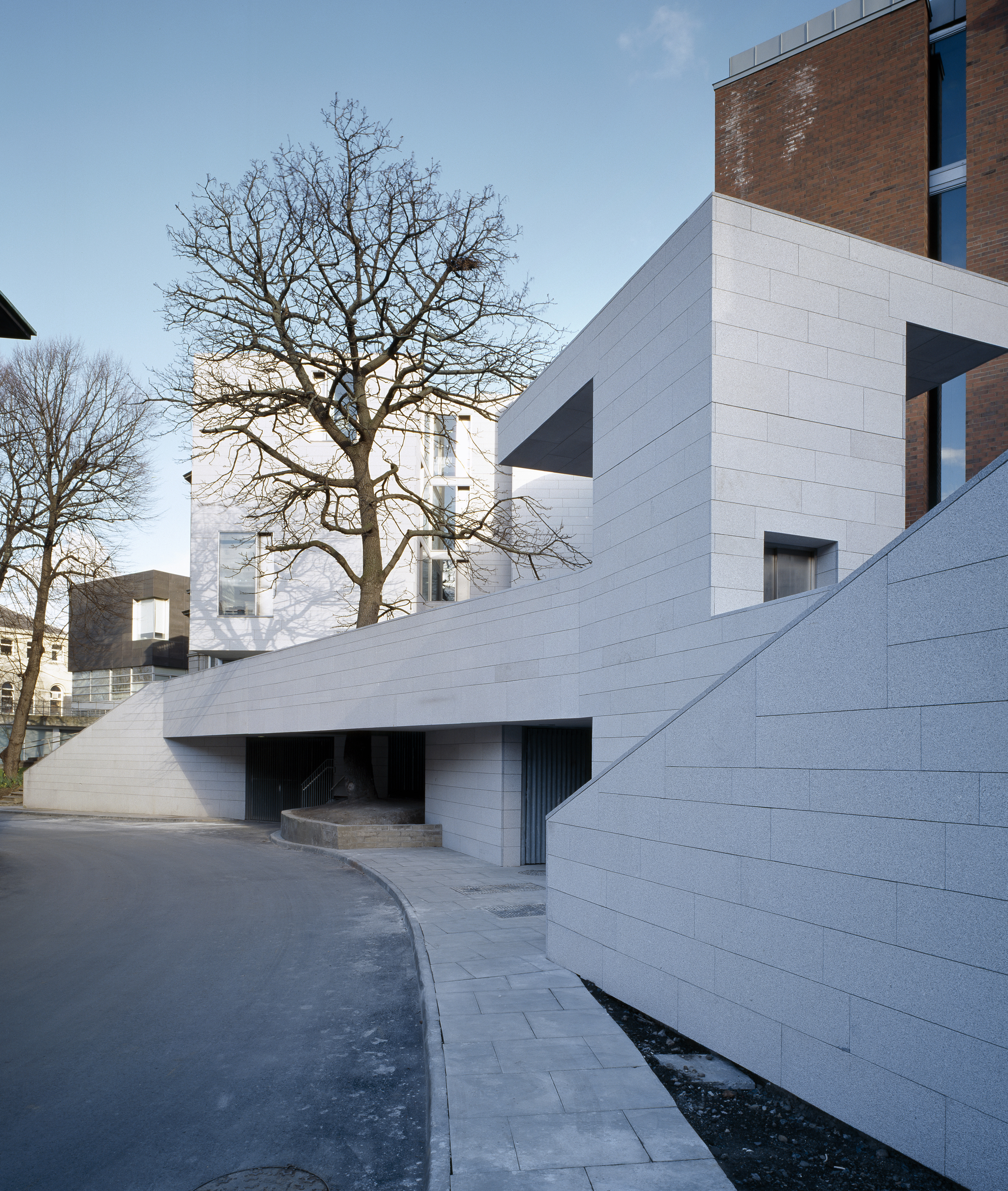 Grafton Architects Find Their Happy Place And Ours Too