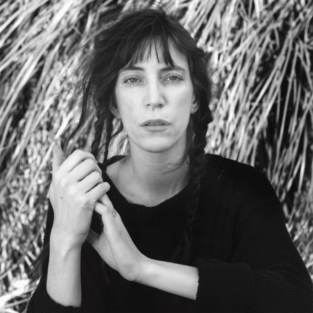 Mapplethorpe's Muses - Patti Smith