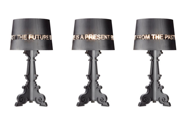 Bourgie Lamp / The Future is a Present from the Past - Patrick Jouin for Kartell