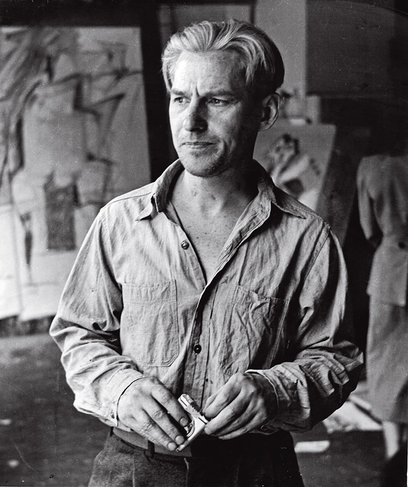 How a watchmaker changed Willem de Kooning's life