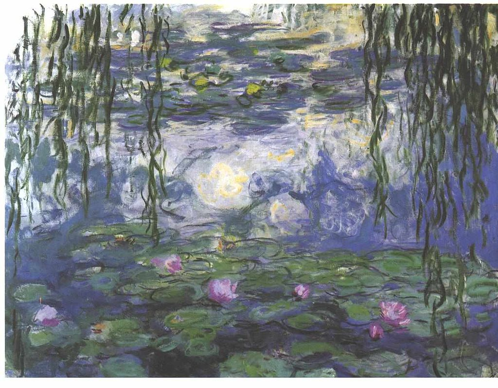 Waterlilies (1915) by Claude Monet