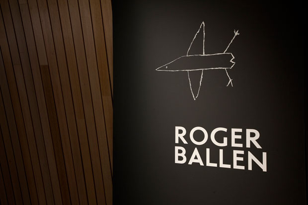 Roger Ballen installation at MONA, Hobart