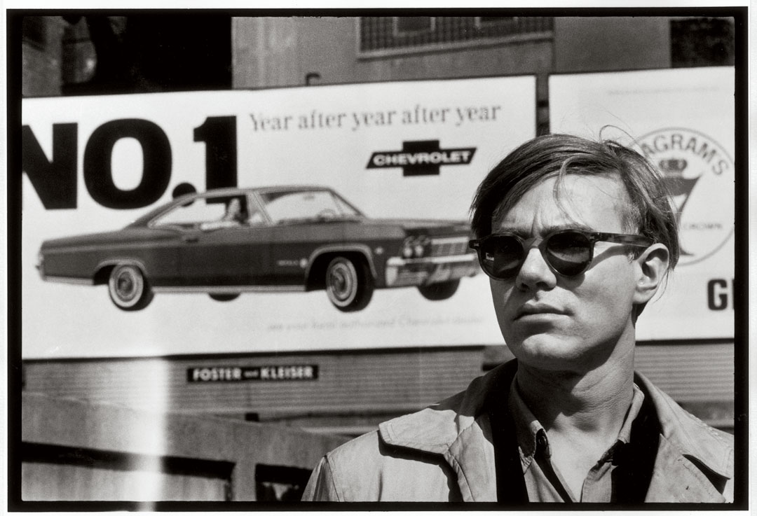 Warhol, New York, 1960s