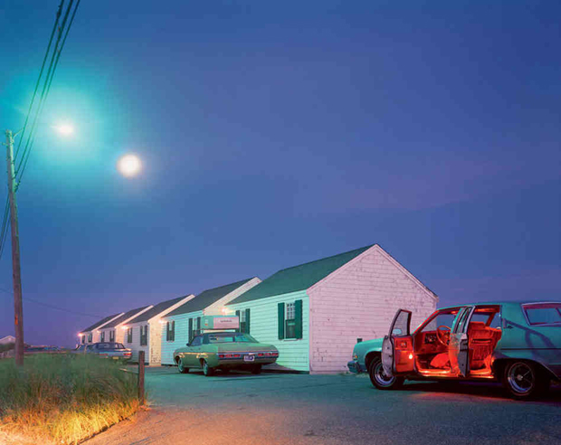 Joel Meyerowitz - 'The day I met Robert Frank'