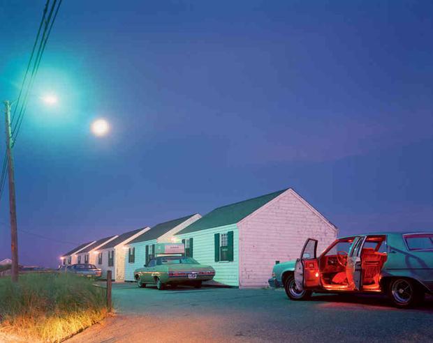 Joel Meyerowitz - 'The day I met Robert Frank'   Photography   Agenda   Phaidon