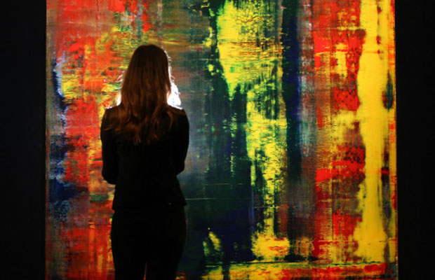 Gerhard Richter Painting Sells For Record 163 21 3m Phaidon