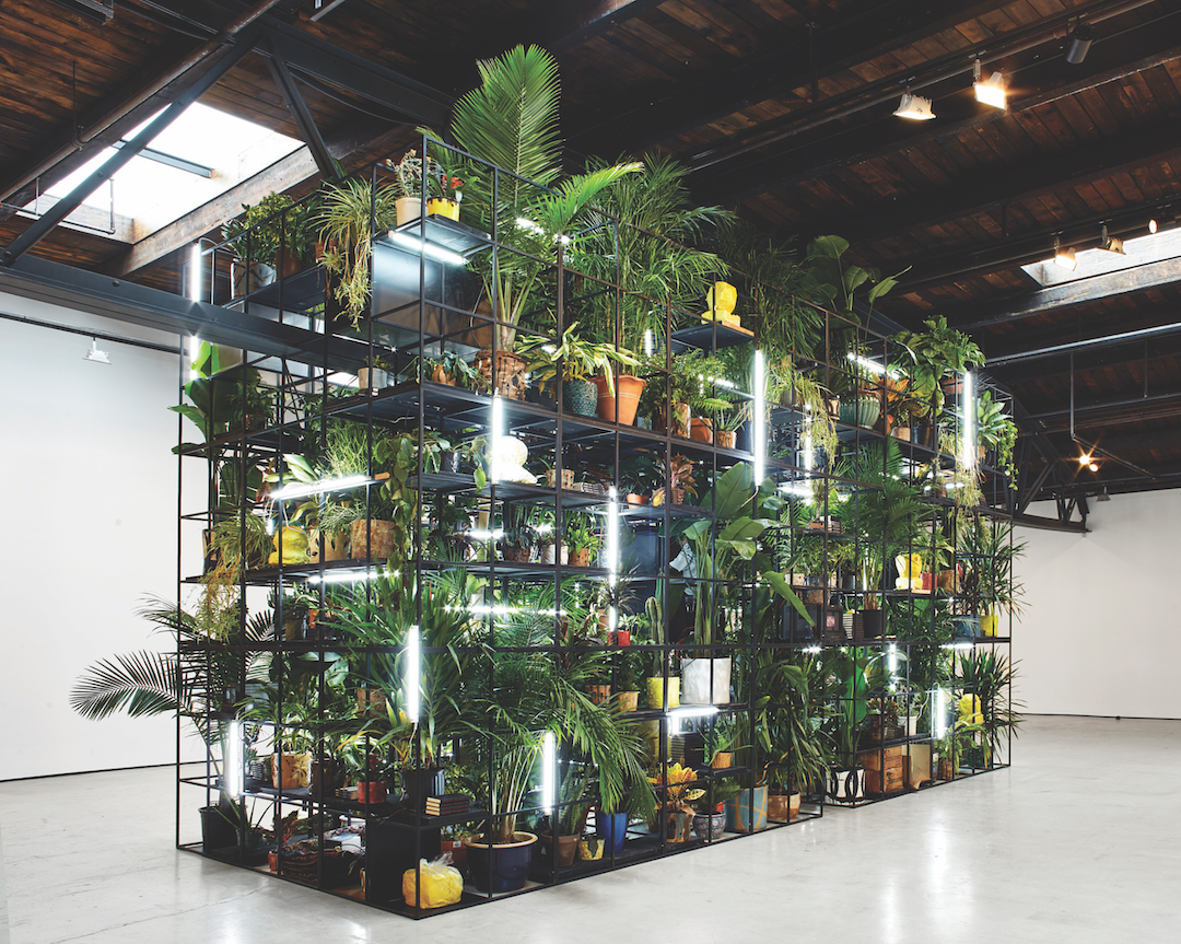 Rashid Johnson, Antoine's Organ, 2016