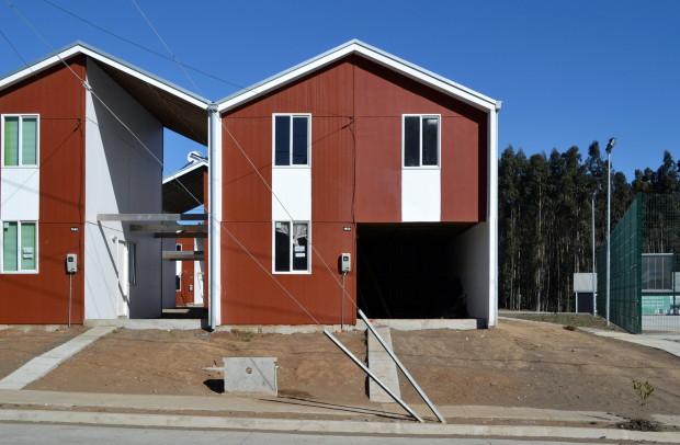 The Half-Built Home