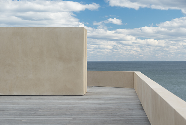 John Pawson, Montauk House, Montauk, NY, USA. Picture credit: Gilbert McCarragher. From Elemental Living
