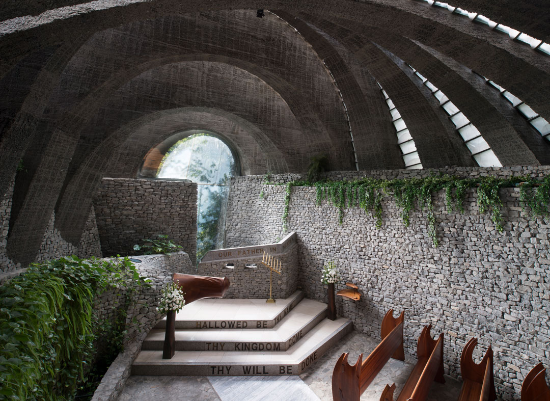 The New Stone Age: Uchimura Kanzo Memorial Stone Church