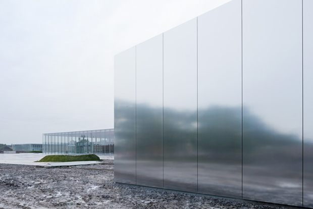 sanaa designs new louvre annexe architecture agenda phaidon. Black Bedroom Furniture Sets. Home Design Ideas