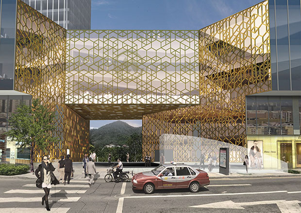 Oma Architects Talk About Their Prince Plaza Project