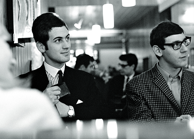 British Mods in the 1960s, as reproduced in The Barber Book. © pymca / David McEnery / Rex Features