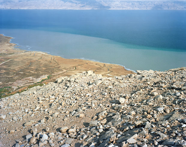 Dead Sea - Stephen Shore from Galilee to the Negev