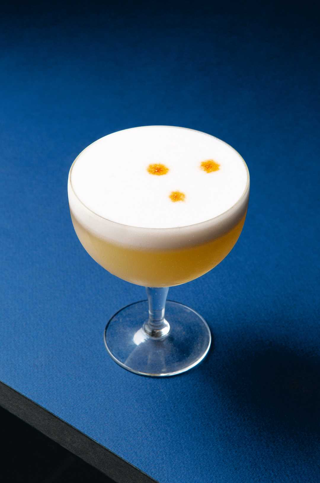 Home bar tenders can froth your egg white for a Pisco Sour using an immersion blender, says the author of Spirited. All photographs by Andy Sewell