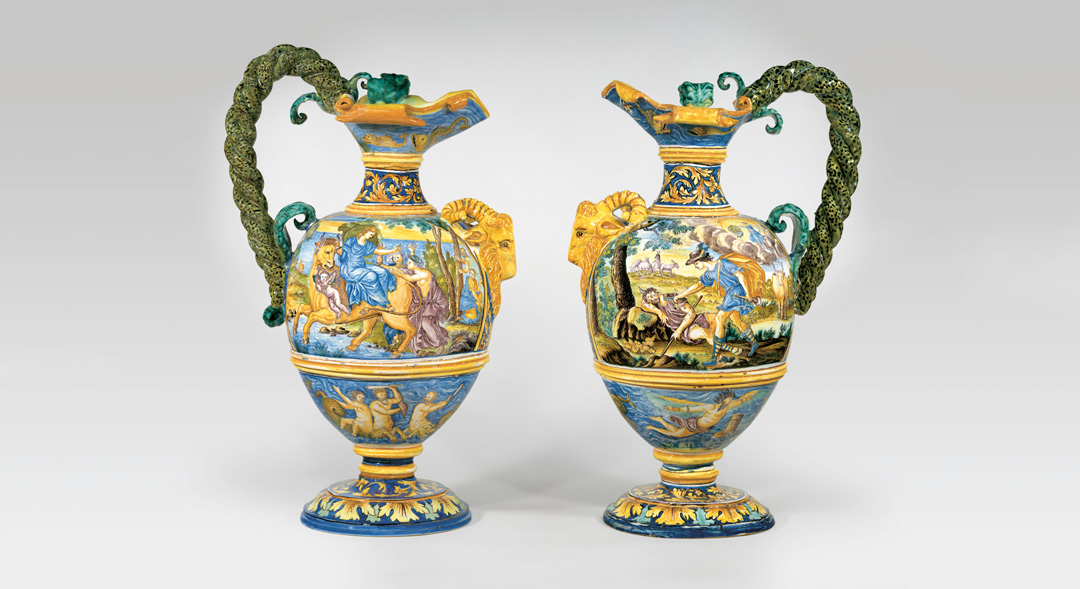 Pair of Wine Jugs, ca. 1680 © Catherine Opie, Courtesy Regen Projects, Los Angeles and Lehmann Maupin, New York & Hong Kong