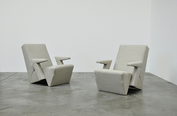 Gerrit Rietveld Kratstoel : Gerrit rietveld revitalised by studio job design agenda phaidon