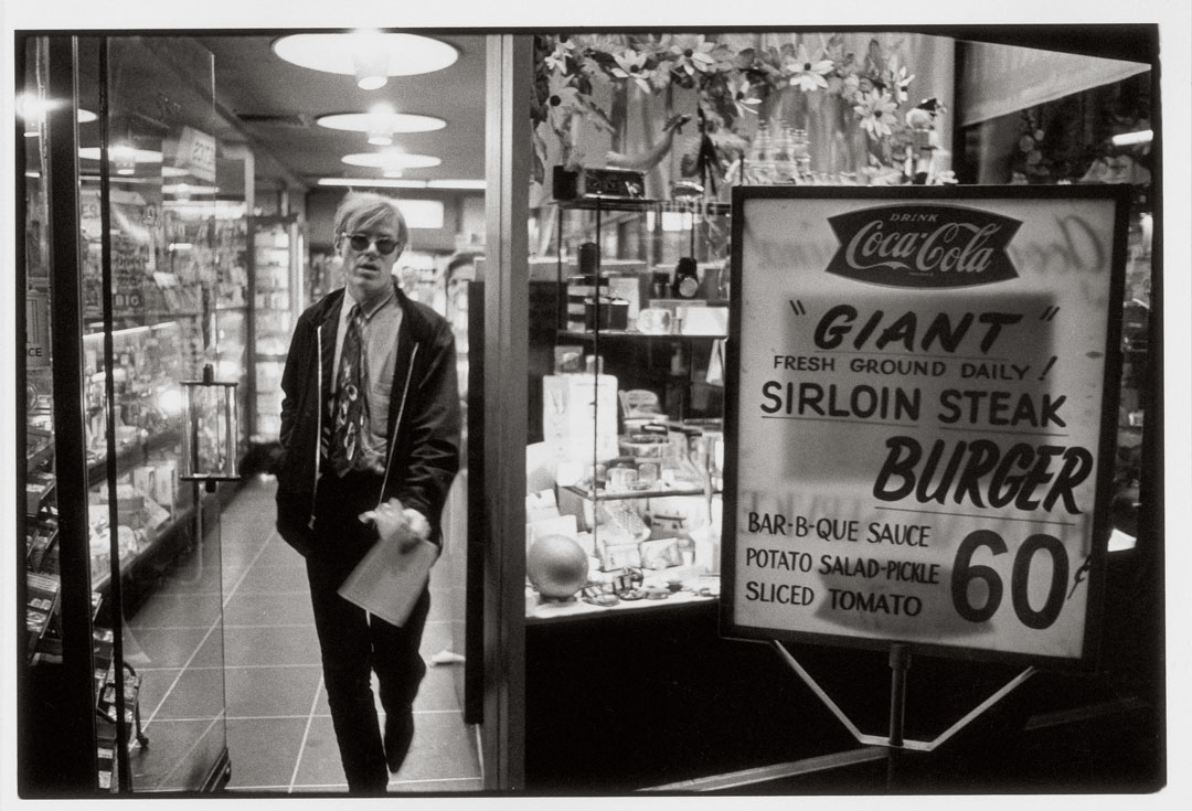 Warhol, New York, 1965