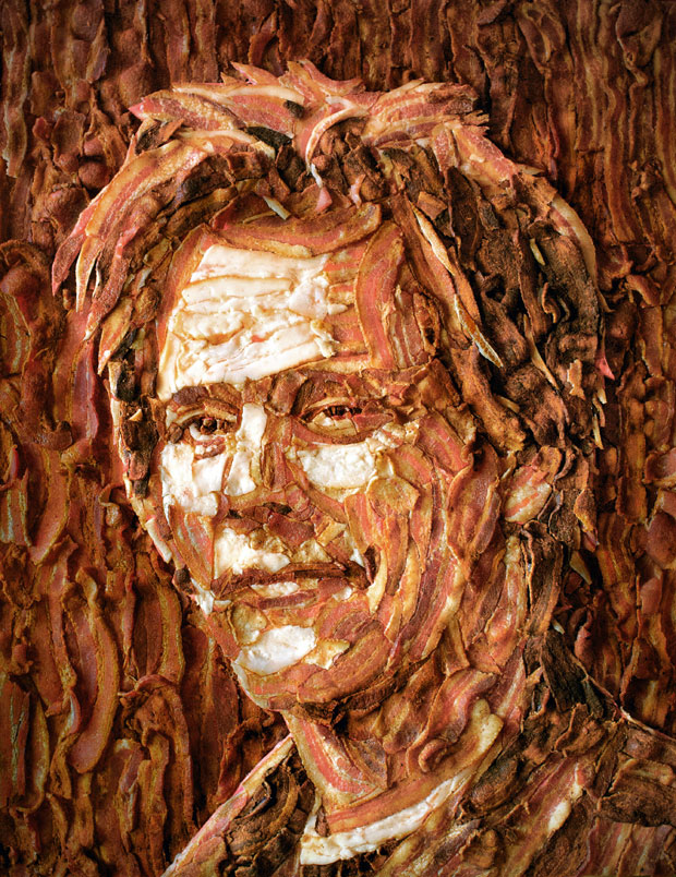 Kevin Bacon by Jason Mecier
