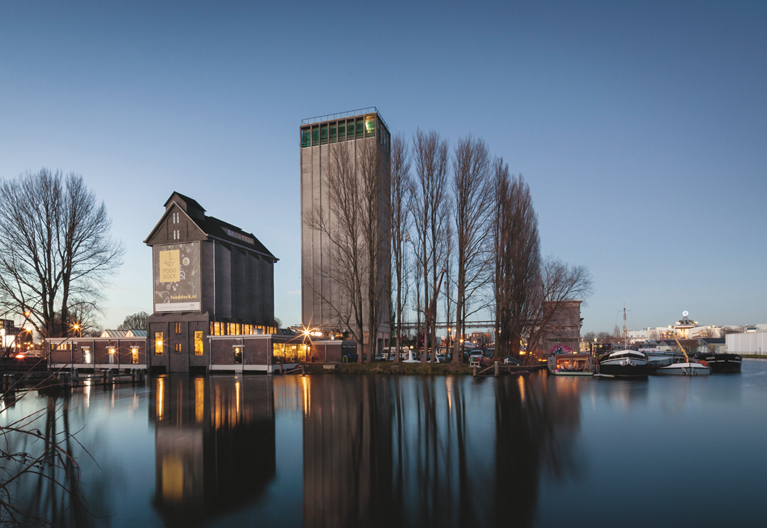 Fooddock, Deventer, Netherlands
