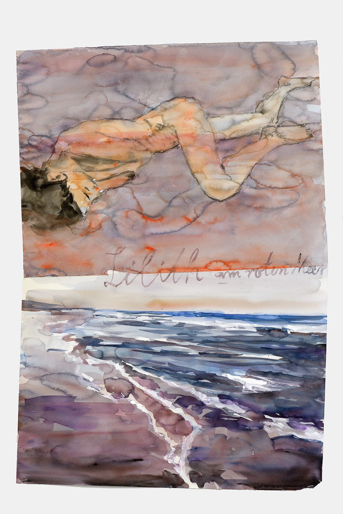 Who knew Anselm Kiefer did erotica?
