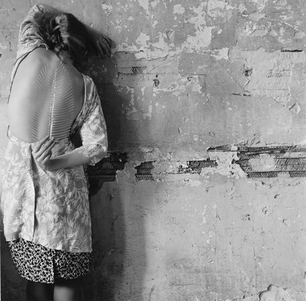 Francesca Woodman in some other time and place