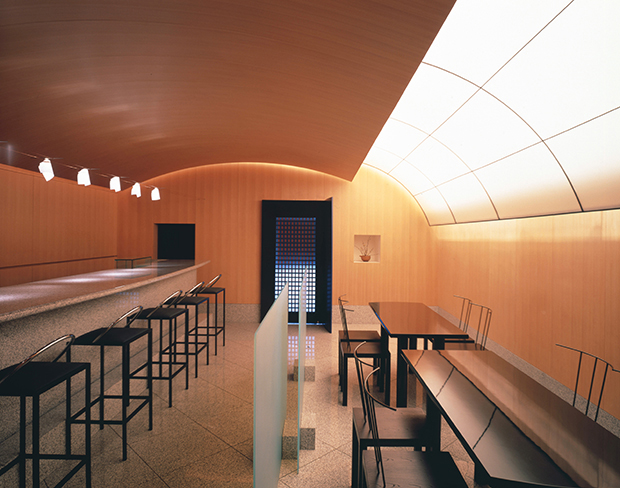 How Kuramata\'s sushi bar ended up in Hong Kong   Design   Agenda ...
